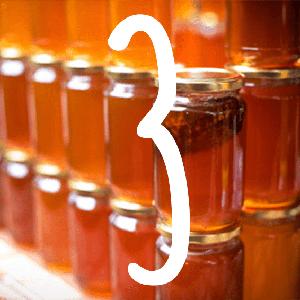 La récolte du miel